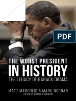 The Worst President in History_ The Legacy of Barack Obama by Matt Margolis, Mark Noonan.epub