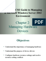 MCSE guide to 2003