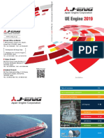 2019 - Mitsubishi low speed engine catalogue