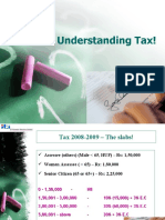 Understanding Tax!