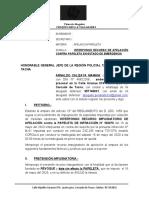 APELACION PAPELETA. ORIGINAL. ARNALDO