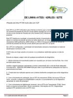 PRESSÃO DE LINHA 41TES - 42RLES - 62TE