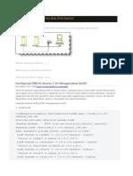 Konfigurasi DNS Server Dan Web