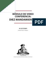 Módulo de Estudio-DIEZ MANDAMIENTOS LIBRO
