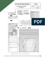 ATR Weiht And Ballance - Load Sheet
