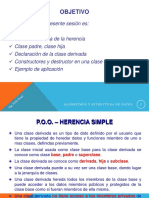 Herencia Simple
