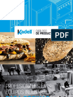 Catálogo General Kadell 2018
