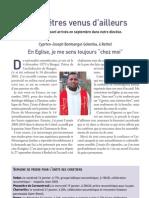 Interview Pretres