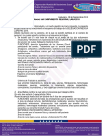 delegacion medica decripcion de trabajo