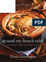 Around My French Table by Dorie Greenspan
