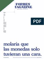 Forbes España - Julio-Agosto 2020