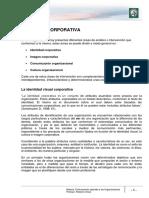 Comunicacion aplicada de las org. Lectura 5   - Identidad Corporativa