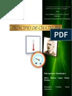 fisicoquimica principio le chatelier