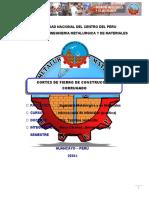 CORTES DE FIERRO DE CONSTRUCCION