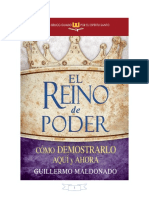 El Reino de Poder Guillermo Maldonado