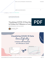 Visualizing COVID-19 Data Beautifully in Python (in 5 Minutes or Less!!) | by Nik Piepenbreier | Towards Data Science