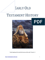 Early Old Testament History