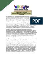Revista Fort Da Silvia Amigo La Identificacion primaria