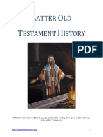 Latter Old Testament History