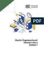G1_Diseño Organizacional