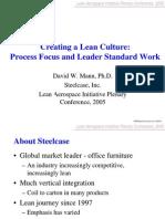 Leaders Standard Work