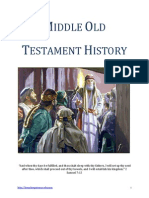 Middle Old Testament History