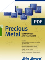 Precious Metals Alfa