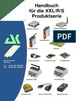 Handbuch Xxl Ts