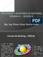 Seguridad y Auditoria - Semana 5 -  Sesion 9_20190413172012