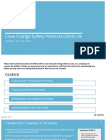 Crew Change Safety Protocol COVID-19 05062020. ver2