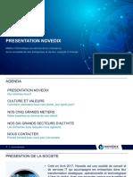 Presentation Novedix