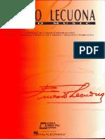 Lecuona, Ernesto - Piano Music Book.pdf