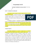 Aula 9 - PGII - A orientação e suas alterações