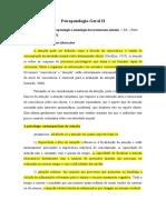 Aula 8 - PGII - A atenção e suas alterações