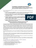 RESUMEN DE LAS CONSTITUCIONES  DEL ESTADO DE HONDURAS 2020