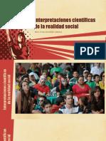 INTERPRETACIONES CIENTIFICAS DE LA REALIDAD SOCIAL