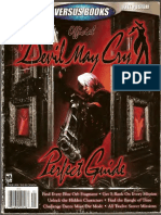 Devil May Cry [Versus Books]
