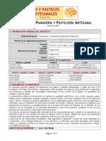 Propuesta-de-Proyecto-PANADERÍA Y PASTELERÍA ARTESANAL-ROBLECITO_20181103
