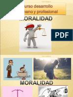 PRESENTACION MORALIDAD