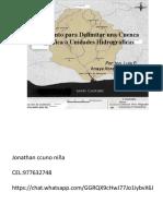 clase 9 Delimitacion de CuencasHidrograficas.pptx