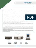 EPEVER-Datasheet-UPower