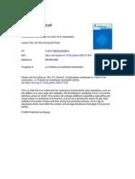 Complications Cardiaques Du Covid 19 en r 2020 Le Praticien en Anesth Sie R