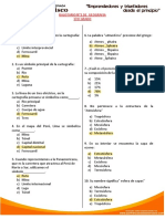 BALOTARIO GEOGRAFIA N° 1 QUINTO GRADO.pdf