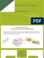 EXPOSICION DE PROMOVER PLAN DECENAL DE SALUD PUBLICA