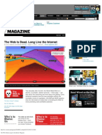 The Web is Dead. Long Live the Internet _ Magazine