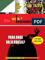 Jornal Gazeta Revolucionária