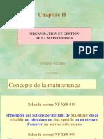 Organisation et gestion de la maintenance.ppt