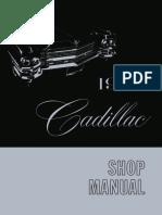 Cadillac Shop Manual