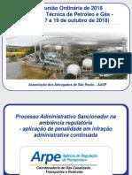 Parecer nº 62-2012-GEADM-PROGE_ANS-PGF (Apresentação-Direito-Adm-Sancionador-revisao-4-1) - Sanção Infração Administrativa Continuada