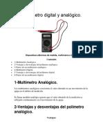 Multimetro Analogico_Digital
